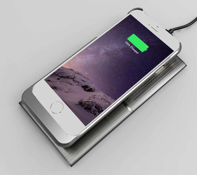 hot sale online 23f5a 69b2f iNPOFi|iPhone 6用ワイヤレス充電システム - ガジェットの購入なら海外 ...